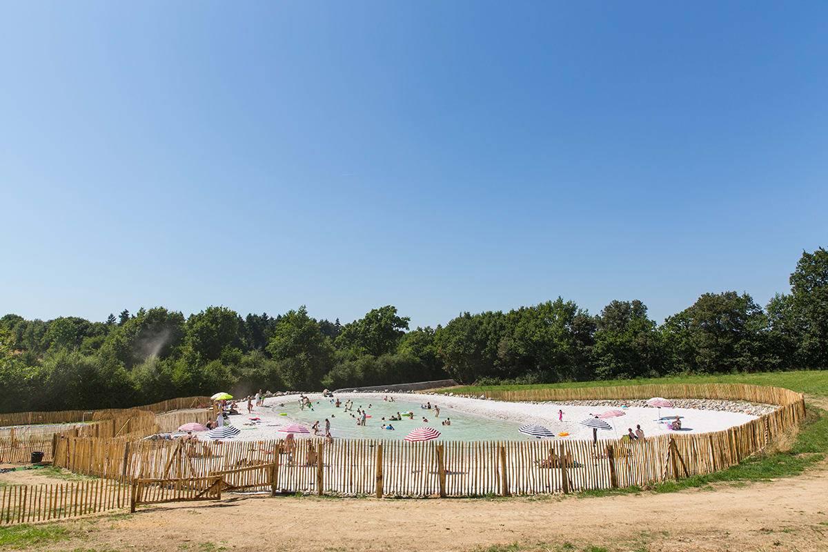 5-sterren Kasteel camping aan de franse kust