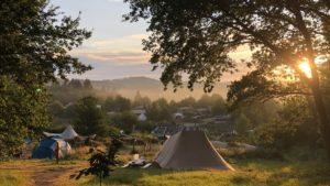 ecologische 3-sterren camping in Frankrijk bij nederlandse eigenaren