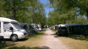 2 sterren camping Lac de Annecy
