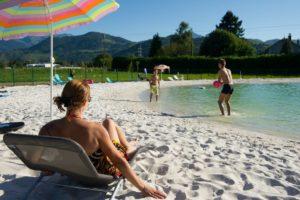 4 sterren camping met zwemparadijs in de pyreneeen