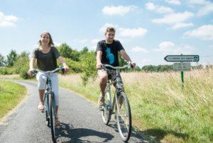 4 sterren in het Loire-gebied ideaal voor fietsers
