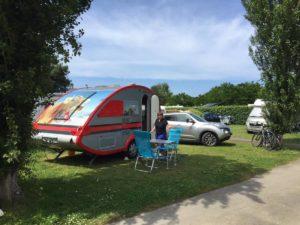 Een van de beste 4-sterren campings van Bretagne