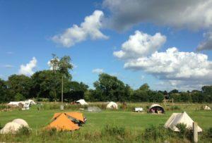 Kleine camping in Normandie nederlandse eigenaar