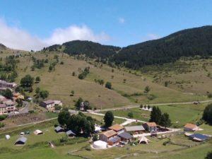 Logeren bij landgenoten in de Pyreneeen