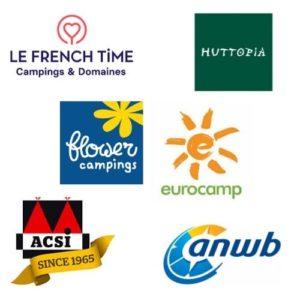 Overzicht vakantie op camping aanbieders in Frankrijk