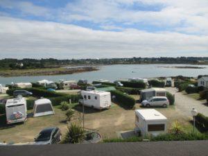 kleine 4-sterren camping in Bretagne