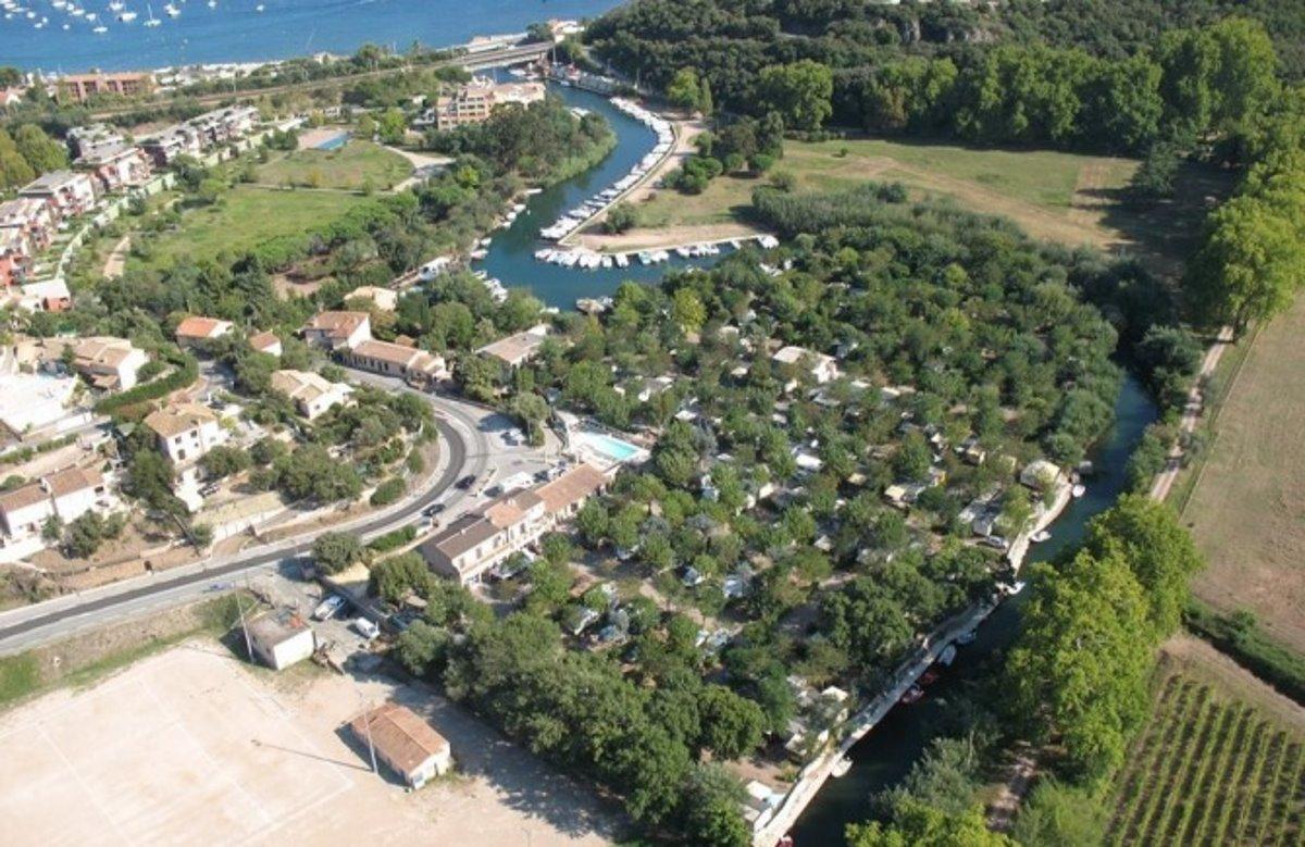 4-sterren Camping op 500m van de middellandse zee