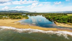 5 sterren ecologische camping in Zuid Frankrijk