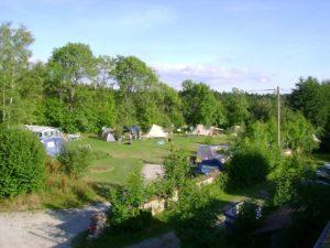 Camping met Nederlandse eigenaren in de Auvergne
