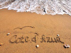 Campings aan de Cote d' Azur