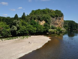 Campings aan de Dordogne