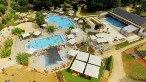 Ecologische 5 sterren camping in Frankrijk