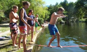 Ideale camping voor tieners en Pubers in Zuid Frankrijk