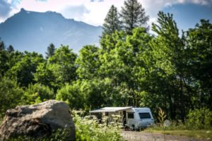 Kleine 3-sterren camping in de Alpen Nederlandse eigenaar