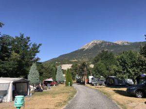 4-sterren camping in de Alpen dichtbij meer