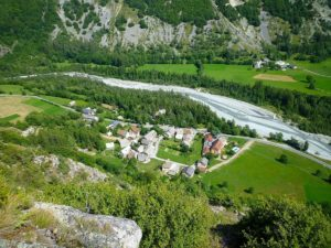 Goedkope camping in de Alpen