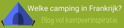 Welke camping in Frankrijk