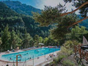 Ideale camping voor tieners en Pubers in de Alpen