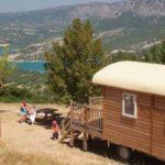 """Waar kun je een safaritent of stacaravan huren voor """"normale"""" prijzen in Frankrijk"""