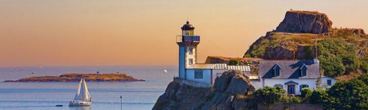 4-sterren campings aan zee in Bretagne