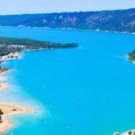De mooiste campings Lac de Sainte Croix en Gorges du Verdon