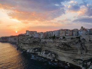 Camping vlakbij Bonifacio op Corsica
