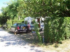 kleine 4 sterren camping in de Provence